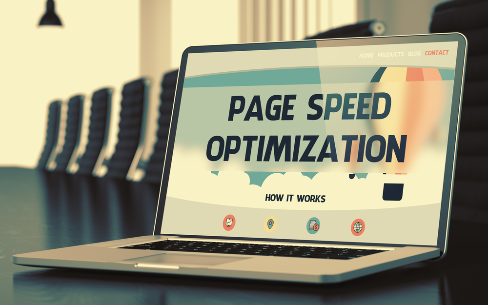 Page Speeds optimize