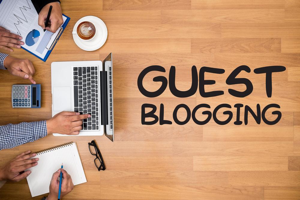 guest blogging campaign